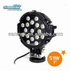 4x4 UTV ATV snowmobile light,truck work light SM6511