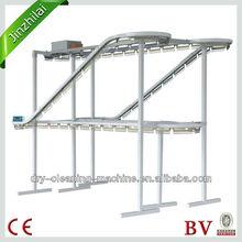 Cloth transportation/garment hanging machine