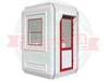 Fiberglass Prefabricated Cabin - 150 x 150 cm