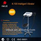 K-100 hottest professional intelligent whole body vibration machine crazy fit massager