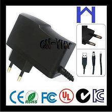 12v 12w led lights power adapter 12V US EU AU UK plug DC connector 5.5*2.1mm
