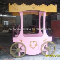 Newest Outdoor Vending cart Vans/ hotdog vending carts/Flower carts