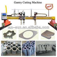 Chinese brand Auto cnc plasma sheet cutting machine cutting metal machine