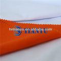 Novo design impermeável 100% tecido percal de algodão para o vestuário 10x10 80x46 147cm 300 gsm