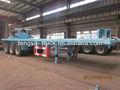 Chine ctac tranchelard 45ft conteneur semi- remorque