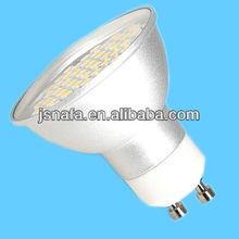 Aluminum gu10 smd spotlight