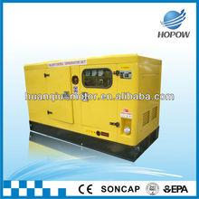 factory price! weifang ricardo engine 75 kva diesel generator silent type