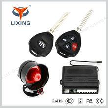 12V car alarm control with PLC circuit board LX-A-YK125