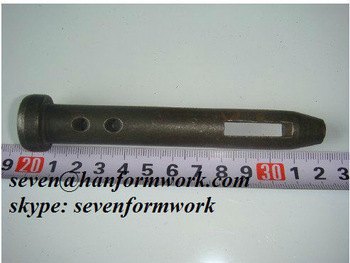Concrete forming combo filler pin