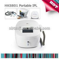 HKS801 ipl machine hks 801 for hair removal and skin rejuvenation