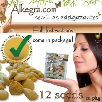 Nuez De La India Semilla adelgazante Alkegra
