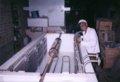 la galjanoplastia de cobre para la planta de huecograbado de rodillos