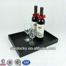 acrylic amenity tray