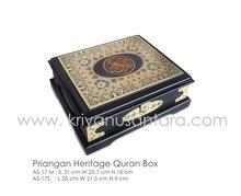 Priangan Heritage Quran Box