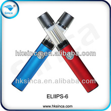 2012 china shenzhen electronic cigarettes manufactuer and suppiler ellips 6 ego usb/wall charger