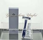 Exquisite design hotel shaving kits hotel supplies