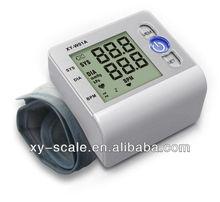 digital wrist full automatic blood pressure meter