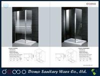 Walk-In Swing Door Shower Screen