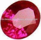 Loose Ruby Oval Cut Natural Calibrated precious