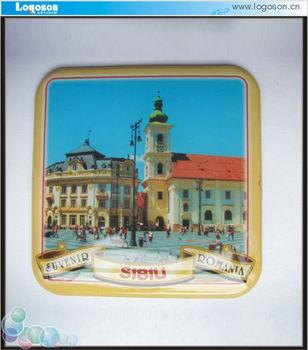 Tour Choice 2014 Custom Silicone Souvenir Fridge Magnets