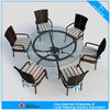 A - garden furniture set restaurant leisure dining table and chairs set 4305