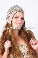 Peruvian baby alpaca hat