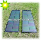 Flexible PV Panel 12.5% CIGS Solar Panel