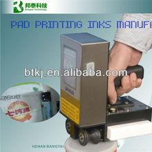 Hand coding machine, batch printing machine manufacturers, pad printing inks manufacturers