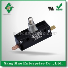 Push On Limit Switch Control Components