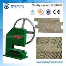 Light weight slate stone mosaic tile cutting machine