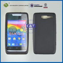 TPU Skin Case Cover for Motorola RAZR D1 XT916 XT918