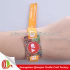 Hot sale customized design electronic identification wristband /bracelet