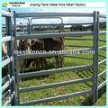 Hdg 50x50mm rhs vertical de pesados- dever de aço portão da fazenda