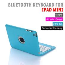 Universal bluetooth keyboard case for ipad mini
