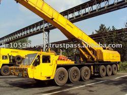 USED HYDRAULIC TRUCK CRANE KATO NK800
