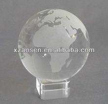 acrylic globe for decoration