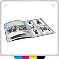 Sattelheftung/handbuch klebebindung broschürendruck