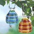 Nuevo diseño de receptor avispa frasco/fly catcher trampa/vidrio atrapa-moscas
