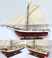 GREENLAND WOODEN HISTORIC SHIP - HANDICRAFT OF VIETNAM