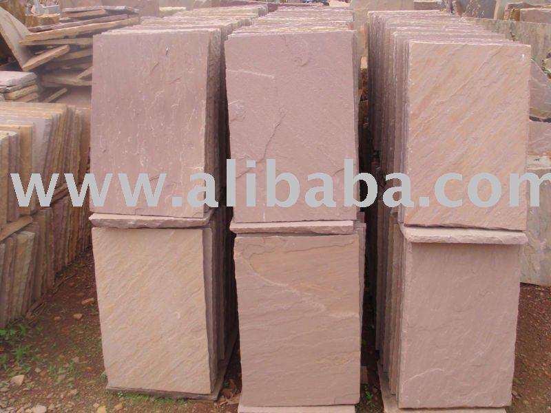 Modak sandstein fliesen pflastersteine produkt id for Sandstein fliesen
