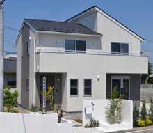 Eco House Powered by Solar Sytem, durable light steel frame house