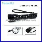 strong rechargeable 3 watt led flashlight lumen