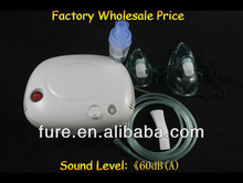 compressor nebulizer  Aerosol Therapy ow price for hospital with CE