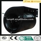 24v/48v floor heating Dual Inlet dc blower 133X190mm