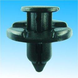 Push-Type Retainer, Black, Replaces