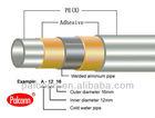 High quality multilayerPEX-AL-PEX plastic aluminum composite tubing