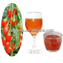 Brands name of fruit juice organic goji juice in 30ml packing