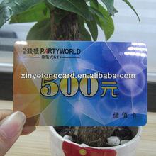 Plastic Vip Calling Cards Manufacturing