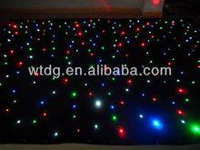2013 hot led star curtain,led dj curtain stage professional light,LED Star Curtain/Wedding Decoration Curtain/Ceiling Decoration