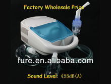 quiet low price for hospital with CE/ISO Approved medical nebulizer machine